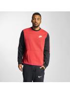 Nike Swetry 804775 czerwony