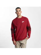 Nike Swetry Sportswear Advance 15 Fleece czerwony