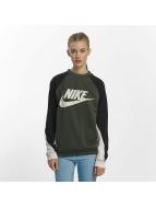 Nike Swetry NSW Crew khaki