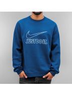 Nike Swetry NSW GX SWSH niebieski