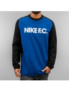 Nike Swetry F.C. niebieski