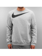 Nike Swetry NSW Fleece MX szary