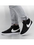 Nike Tøysko Blazer Mid-Top Premium svart