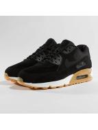 Nike Air Max 90 SE Sneakers Black/Black/Gum Light Brown/White