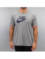 Nike T-paidat Futura Icon harmaa