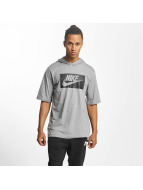 Nike T-paidat NSW Futura harmaa