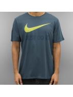 Nike T-paidat New JDI Swoosh indigonsininen