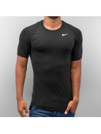 Nike T-paidat Pro Cool Compression musta