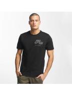 Nike NSW AF T-Shirt Black/Noble Red