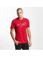 Nike T-paidat JSW Brand 4 punainen