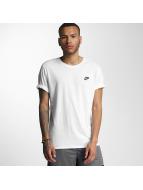 Nike T-paidat NSW TB AM97 Metallic valkoinen