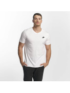 Nike T-paidat NSW Club valkoinen