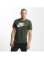 Nike T-paidat Futura Icon vihreä
