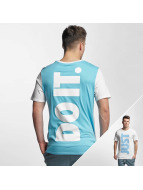 Nike T-Shirt NSW AW15 Clrblk JDI blanc