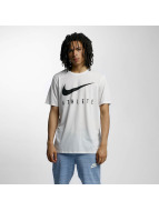 Nike T-Shirt Dry Athlete Training blanc