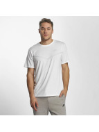 Nike NSW TB Tech T-Shirt White/White/Pure Platinum