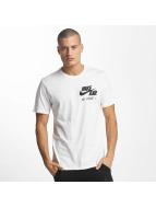 Nike T-Shirt NSW AF blanc