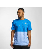 Nike T-Shirt NSW Polka Dot blau