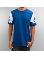 Nike t-shirt Air Sleeves blauw