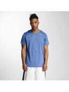 Nike t-shirt Pro Top blauw