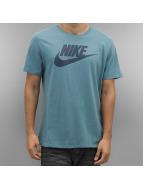 Nike T-Shirt Futura Icon bleu