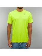 Nike t-shirt Legacy geel