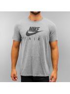 Nike T-Shirt Air Hybrid Totem grau
