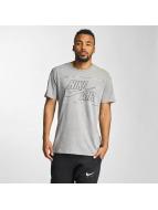Nike T-Shirt Air 1 grau