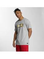 Nike t-shirt F.C. Foil grijs