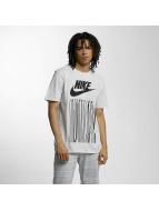 Nike t-shirt INTL 1 grijs
