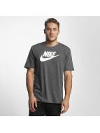 Nike t-shirt NSW Legacy grijs