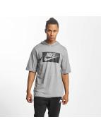 Nike t-shirt NSW Futura grijs