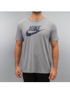 Nike Futura Icon T-Shirt Carbon Heather/Carbon Heather/Obsidian