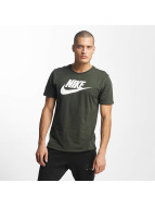 Nike T-shirt Futura Icon grön