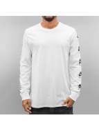 Nike T-Shirt manches longues Internationalist blanc