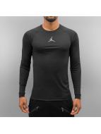 Nike T-Shirt manches longues All Season noir