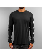 Nike T-Shirt manches longues Internationalist noir