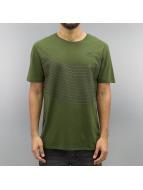 Nike t-shirt NSW TB AM97 Lines olijfgroen