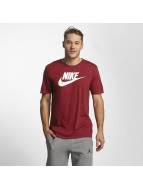 Nike T-Shirt NSW Legacy red