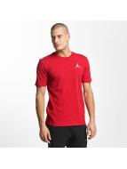 Nike T-shirt JSW Speckle röd