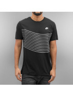 Nike T-Shirt NSW TB AM97 Lines schwarz