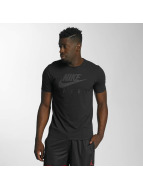 Nike T-Shirt NSW TB Air HD Logo schwarz