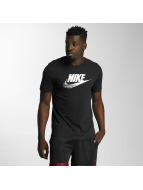 Nike T-Shirt NSW TB Seasonal FTRA schwarz