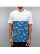 Nike T-Shirt Ultra Panel weiß