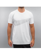Nike T-Shirt Swoosh Tri-Flow Training weiß