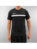Nike t-shirt Academy Training zwart