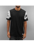 Nike t-shirt Air Sleeves zwart