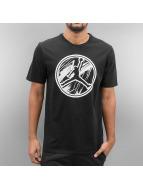 Nike t-shirt AJ 8 Brand zwart