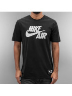 Nike t-shirt Air 5 zwart