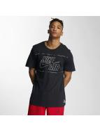 Nike t-shirt Air 1 zwart